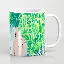 Glassy Island Coffee Mug