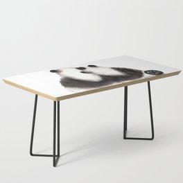 Pandamie Panda Couple Coffee Table