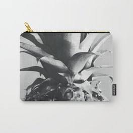 Silver Pineapple Carry-All Pouch