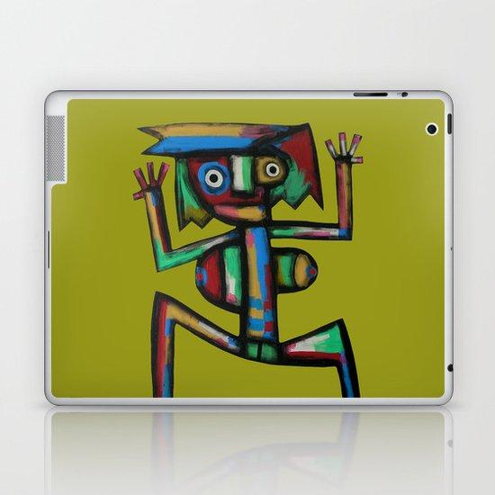 Dancer Laptop & iPad Skin