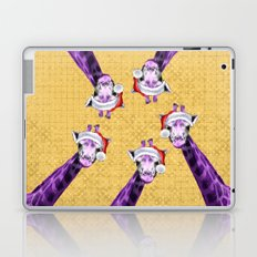 Tis The Season - Giraffe Laptop & iPad Skin