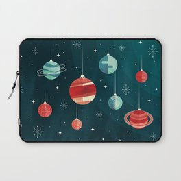 Joy to the Universe (in Teal) Laptop Sleeve