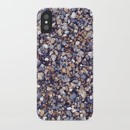 Pebbles in Pinkish iPhone Case