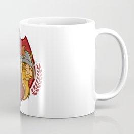Viking Odin - Raven God Warrior Coffee Mug