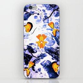 Hawaii Skull iPhone Skin