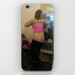 Katie Tatiana Dowell, Dressing Room Mode 2 iPhone Skin