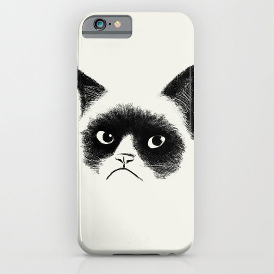 Grumpy Cat iPhone & iPod Case