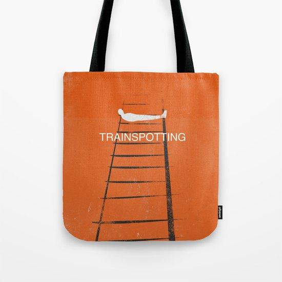 Trainspotting Tote Bag