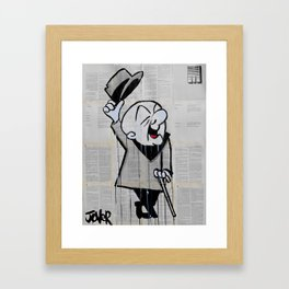 magoo Framed Art Print