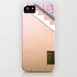 Silverlake Stairs iPhone Case