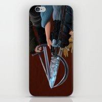 arya iPhone & iPod Skins featuring Game of Thrones by Aimee Zhou