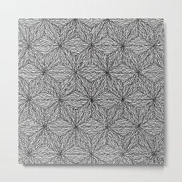 Cuben Wavey 2 Metal Print