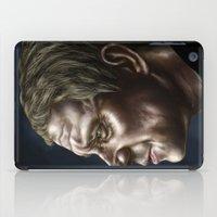 john snow iPad Cases featuring John by Cat Allen