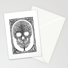 Anthropomorph II Stationery Cards