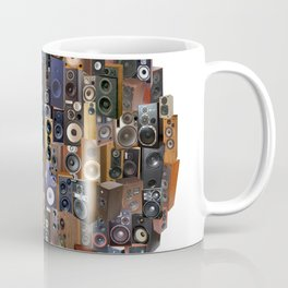 WOOFERS AND TWEETERS! Coffee Mug