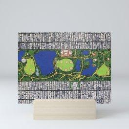 Central Park Mini Art Print