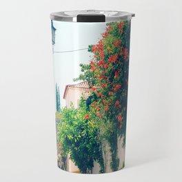 Obidos, Portugal(RR176) Analog 6x6 Kodal Ektar 100 Travel Mug