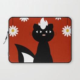 Skunk & Daisies Laptop Sleeve