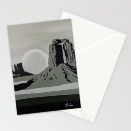 Monument Valley #1 Stationery Cards