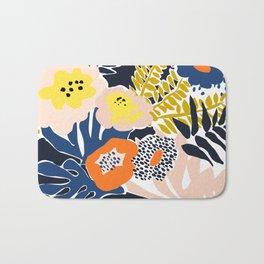 More design for a happy life Bath Mat