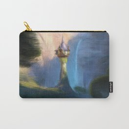 Rapunzel's Tower Carry-All Pouch