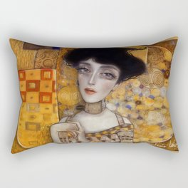 klimt Rectangular Pillow