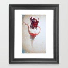 Guardian 02 Framed Art Print
