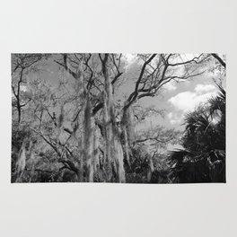 Florida foliage Rug