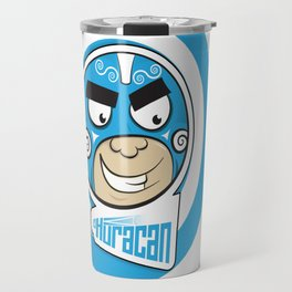 EL HURACAN... Travel Mug