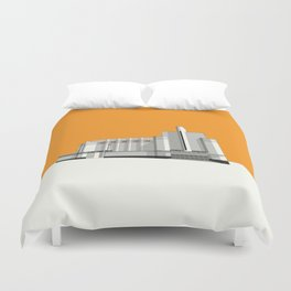 ODEON Woolwich Duvet Cover