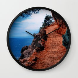 Way To The Top Wall Clock