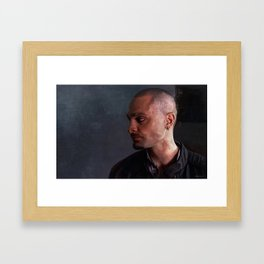 Nacho Varga - Better Call Saul Framed Art Print