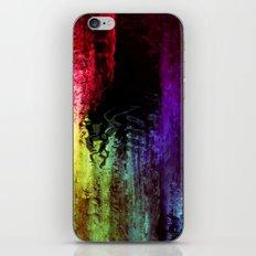 Cosmic Rain iPhone & iPod Skin