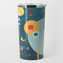 Winter Solstice - Chopstick Tango Travel Mug