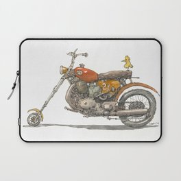 Birdie's Bike Laptop Sleeve