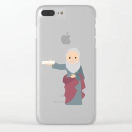 Saint Bartholomew Feast Day Clear iPhone Case