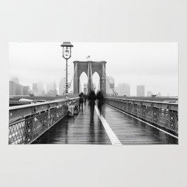 Brooklyn Bridge Walk Rug