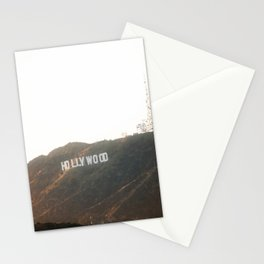 Hollywood Gold Stationery Cards