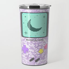 Magical Girl Game Console Travel Mug