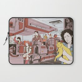 Aboard the Nostromo Laptop Sleeve