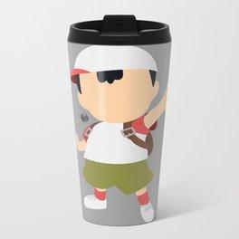 Ness(Smash)Fuel Metal Travel Mug