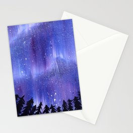 Atmospheric Monoliths Stationery Cards