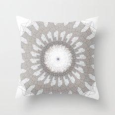 Nexus N°29 Throw Pillow