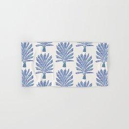 Palm Tree – Navy Palette Hand & Bath Towel