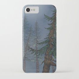 Forest Moonlight iPhone Case