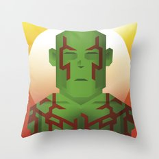 Guardians of the Galaxy - Drax Throw Pillow