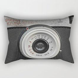 camera 5 Rectangular Pillow