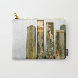 Residual Village No2 by Annalisa Ramondino Carry-All Pouch