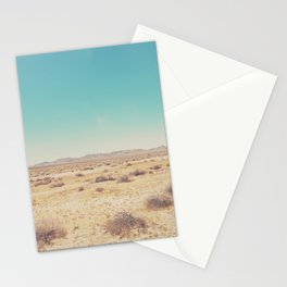 the Mojave Desert ... Stationery Cards