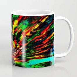 Tree of light Coffee Mug